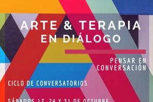 Arte & Terapia en Diálogo: pensar en conversación