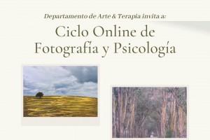CICLO DE ENCUENTROS ONLINE FOTOGRAFÍA Y PSICOLOGÍA