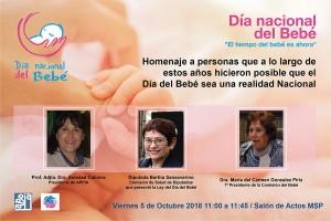 HOMANAJES Día Nacional del Bebe