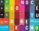 Conocé tus derechos. UNICEF. Montevideo : UNICEF; 2019.. (Donación Unicef).